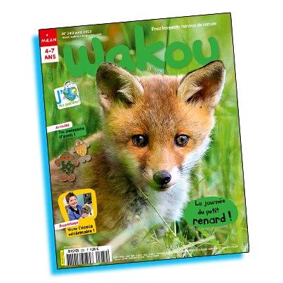 Photographe publié dans la revue Wakou