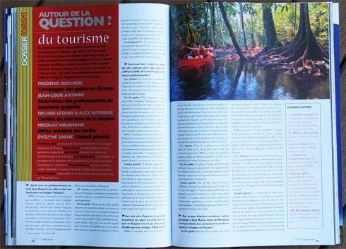 Une saison en Guyane : publication du photographe