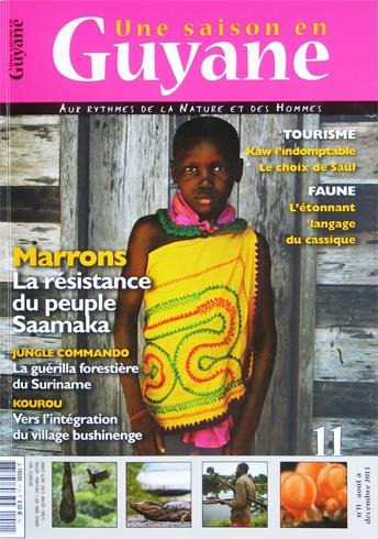 Revue Une saison en Guyane