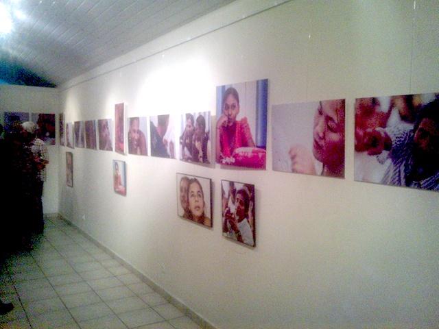 Galerie LAVAG à Cayenne (Guyane) : exposition du photographe
