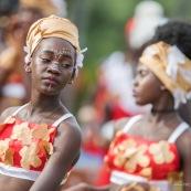 Carnaval de Maripasoula en Guyane. 2017. Costumes. Déguisements.