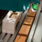 Process e fabrication : usinage à commande numérique