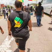 Guyane  crise sociale avril 2017