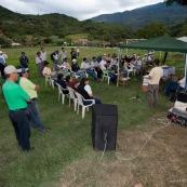 Conference  en Bolivie par l'ONG fundacion Natura Bolivia.