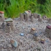 Village erosion
