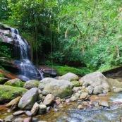 Cascade à Amboro