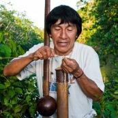 Bolivar et sa sarbacane