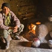 Interieur maison Quechua