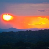 Depuis une Savane Roche - Parc Amazonien de Guyane