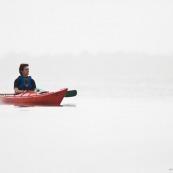 Kayak de mer à Cayenne
