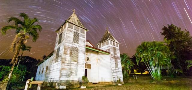 Saül : village au coeur de la Guyane
