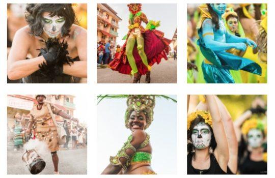 Grande parade de Kourou – Carnaval 2017