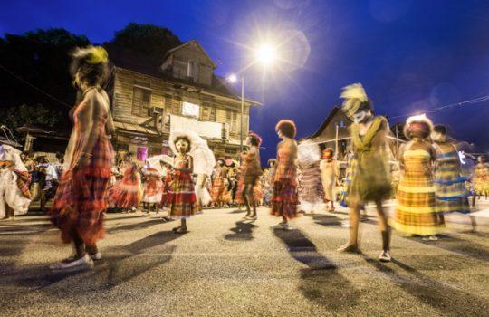 Carnaval : parade de Cayenne 2017
