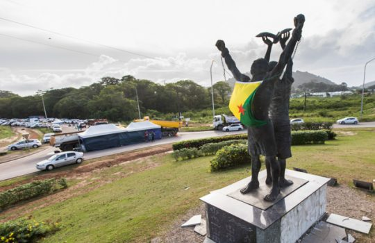 Guyane : blocages, pénurie, et débrouille !