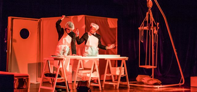Théâtre : Les Soeurs Mézières