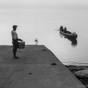 Débarcadère de Maripasoula - Guyane