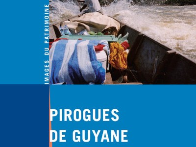 Livre : Pirogues de Guyane