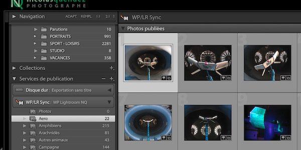 Plugin WP/LR Sync : synchroniser Lightroom avec WordPress
