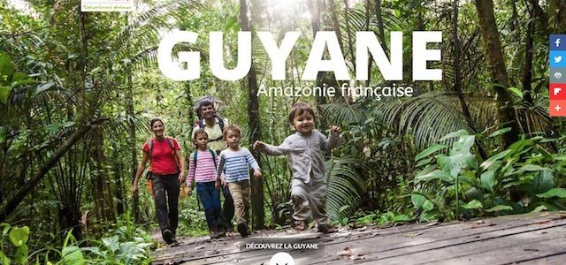 Atout-France et Guyane-Amazonie.fr